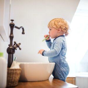 Łazienka dla dziecka